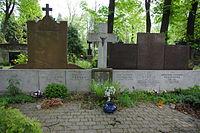 Jan Werner (inżynier) grób.JPG