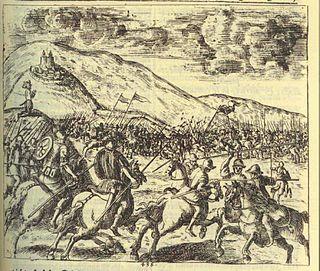 Battle of the Frigidus 394 AD battle between Theodosius and Eugenius