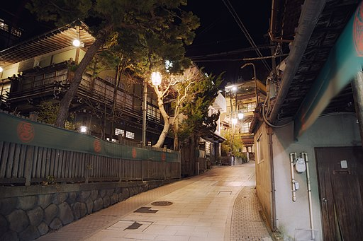 Japan A Night in Shibu Onsen (14012826572)