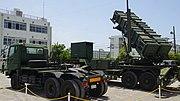 Japan Air Self-Defense Force MIM-104 Patriot launcher
