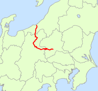 Japan National Route 18