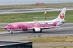 Japan Transocean Air, B737-400, JA8992 (17829572984).jpg