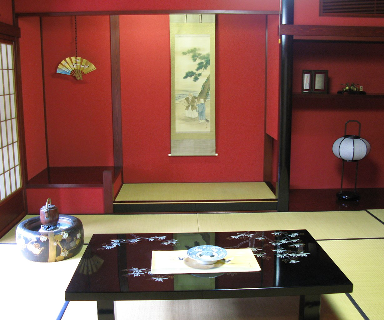 file japanese traditional house interior 金沢 西茶屋資料館 にしぢ