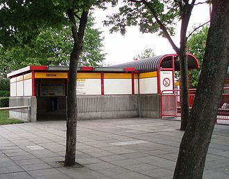 Jarrow - Jarrow Metro station
