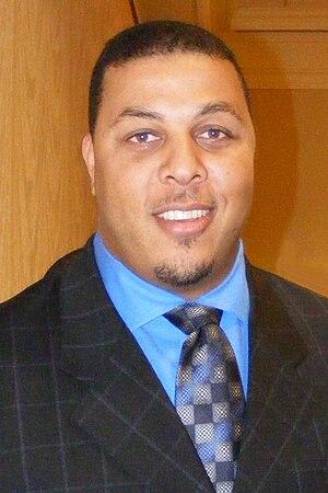 Jay Walker (legislator) - Image: Jay Walker (quarterback and politician) (2007)