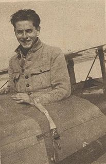 Jean Chaput French flying ace
