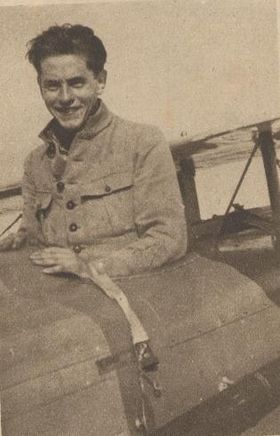 Jean Chaput en 1917
