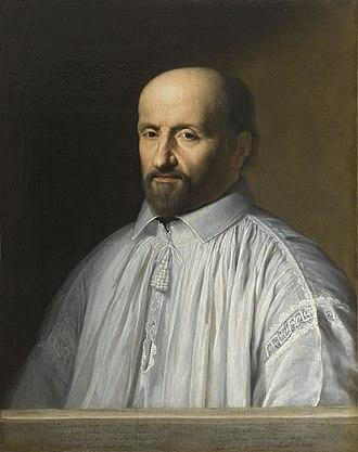 Antoine Le Maistre - Jean du Vergier de Hauranne, abbot of Saint-Cyran
