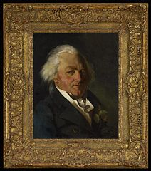 Portrait of Simon Bonnesoeur-Bourginire