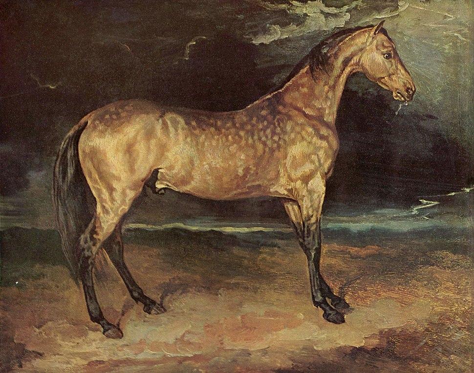Jean Louis Théodore Géricault 011