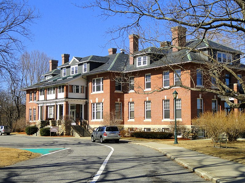 File:Jean Mayer Administration Building - Cummings School of Veterinary Medicine - North Grafton, MA - DSC04515.JPG