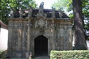 Jelenia Góra Cmentarz wokół Kościoła Łaski (1).JPG