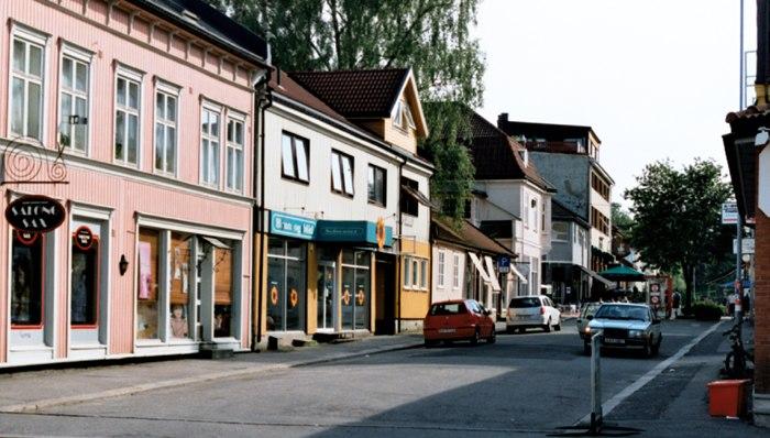 Jernbanegata Sarpsborg