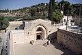 Jerusalem Mariengrab BW 1.jpg