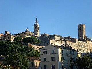 Iesi Comune in Marche, Italy