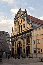 Jesuit church, Lviv (02).jpg