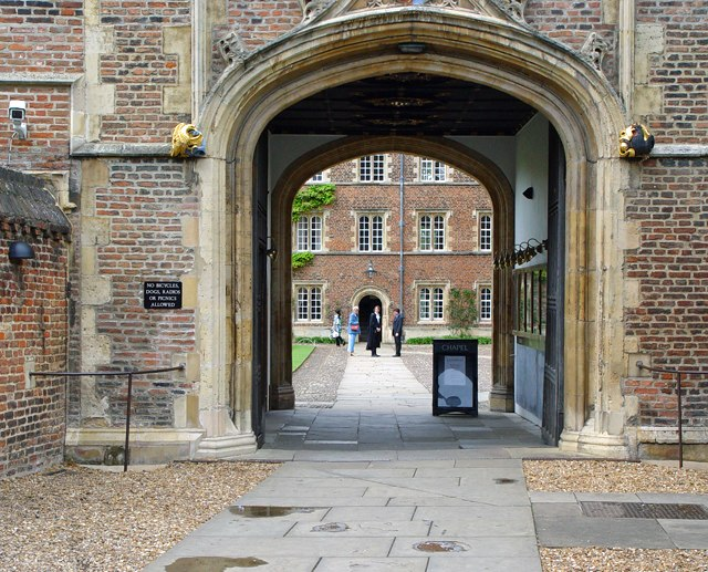 Jesus College, Cambridge - geograph.org.uk - 1062931