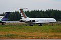Jet Line International Il-62M 5A-DKT @DME.jpg