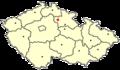 Jicin, Czech town - location.png