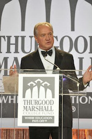 Jim Clifton - Jim Clifton at the Thurgood Marshall College Fund Gala in 2013