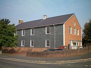 Lewes Free Presbyterian Church Church in East Sussex , United Kingdom