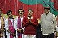 Jogesh Dutta Greets To Audience - Sundaram 28th Prize Distribution Function - Kolkata 2018-02-18 1732.JPG