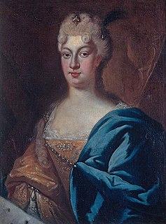 Johanna Elisabeth of Baden-Durlach Duchess consort of Württemberg-Stuttgart