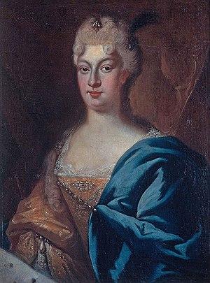 Johanna Elisabeth of Baden-Durlach