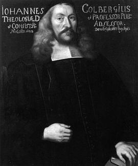 Johannes Colberg