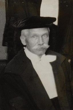 Johannes Diderik van der Waals jr. (1873-1971)