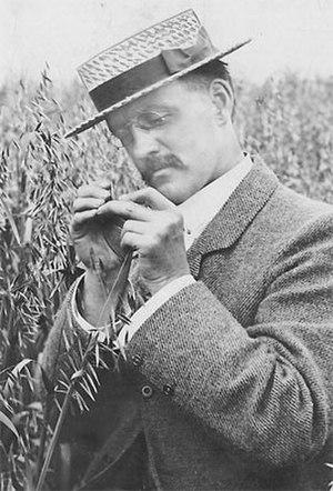 Gartons Agricultural Plant Breeders - John Garton