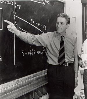 John T. Lewis - John T. Lewis in School of Theoretical Physics, Dublin Institute for Advanced Studies