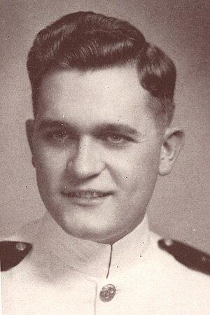 John A. Eddy - Image: John A. Eddy USNA53