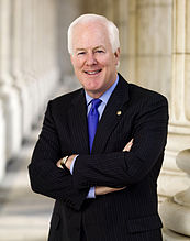 John Cornyn official portrait, 2009.jpg
