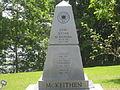 John McKeithen Monument, Caldwell Parish, LA IMG 2744.JPG