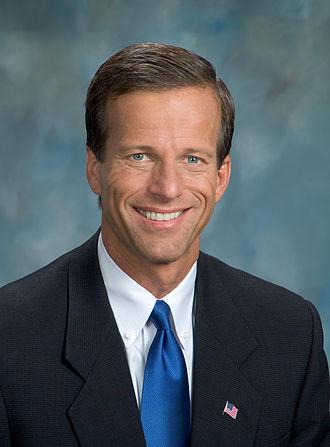 2004 United States Senate election in South Dakota - Image: John Thune official photo