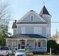 John W. C. Trowell House, Jesup, GA, US.jpg