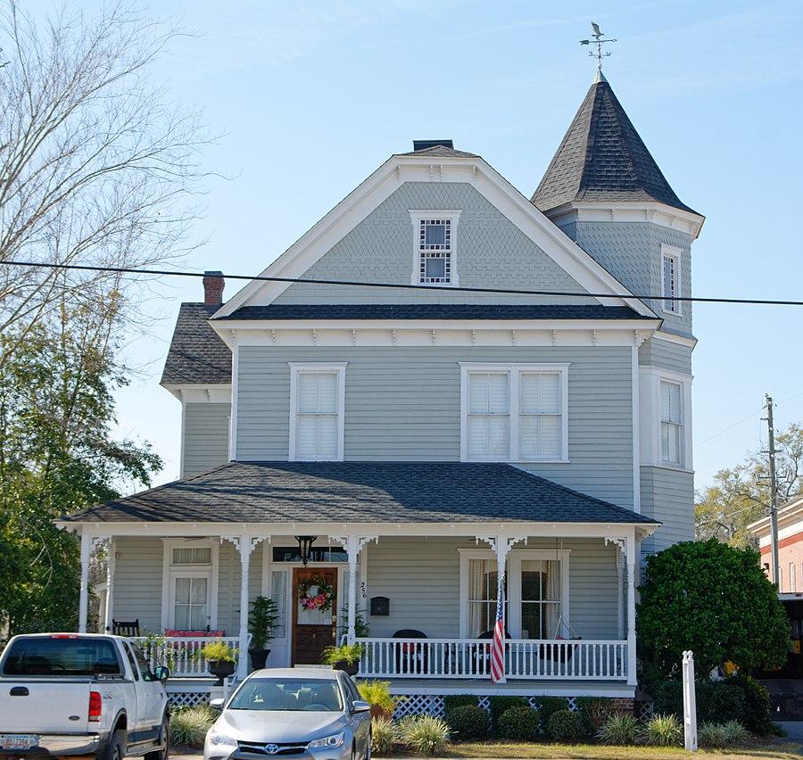 John W. C. Trowell House
