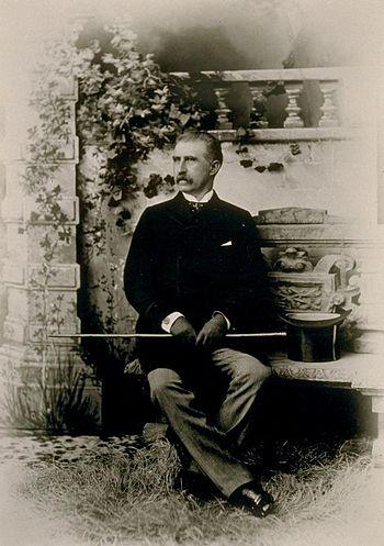 English: John William Mackay (1831-1902), Iris...