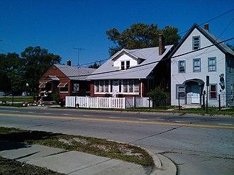 Joliet East Side Historic District - Image: Joliet East Side Historic District 2012 09 29 11 58 45