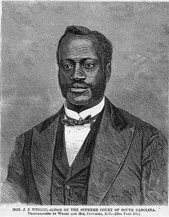 Jonathan Jasper Wright - Jonathan Jasper Wright (c. 1870)