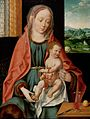 Joos van Cleve - Virgin and Child (Kunsthistorisches Museum).jpg