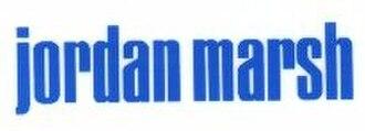 Jordan Marsh - Image: Jordan Marsh (logo)