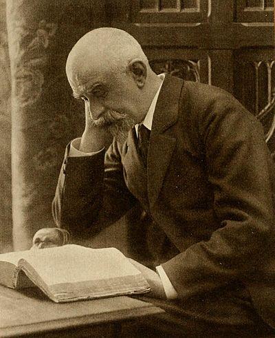 Picture of an author: Joris-Karl Huysmans