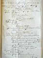 José María Pinedo, passenger list 1833 (first page).jpg