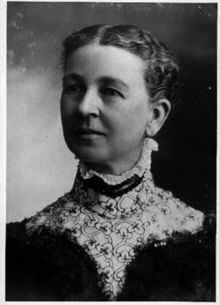 Photo of Josephine Richards West