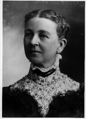 Josephine Richards West - Image: Josephine R. West