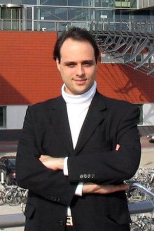Juan Manuel Abras - Juan Manuel Abras in Amsterdam, 2006