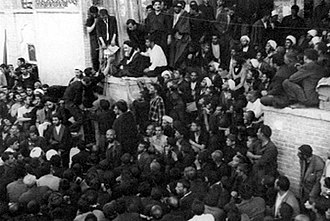 Ruhollah Khomeini - Khomeini denouncing the Shah on 'Ashura (3 June 1963)