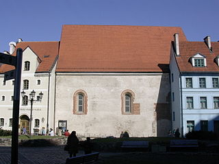 St. Georges Church, Riga church building in Central District, Latvia